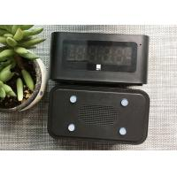Wholesale ABS Black Portable Mini Wireless Bluetooth Speaker Built In Micphone from china suppliers