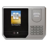 Buy cheap USB Download Attendance Report Standalone Face Recognition Time Attendance from wholesalers