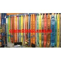 Buy cheap 3T polyester flat webbing sling(lifting sling,round sling) from wholesalers