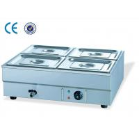 Wholesale Free Standing 4 Pot Catering Bain Marie Food Warmer For Hot Food CE / ISO from china suppliers