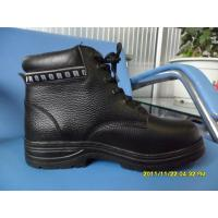 Wholesale Anti - oil work shoes of Industrial Safety Shoes Safety Boots with 200J steel toe cap from china suppliers