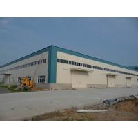 Wholesale Easy Erecting Industrial Steel Buildings Size 300' X 100' With H Section Beams Workshop from china suppliers