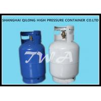 Wholesale Steel 6.5KG Cooking LPG  Gas Cylinder Gas Regulator With Different Colors from china suppliers
