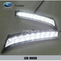 Wholesale Sell Subaru Forester car DRL LED Daytime driving daylight Lights units from china suppliers