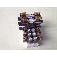 Wholesale G3/8 Hydraulic Flow Control Valve System , 210 Bar Hydraulic Stack Valves from china suppliers