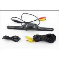 Buy cheap Universal License plate screw hole camera 12V DC license plate backup camera from wholesalers