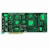 Wholesale 6-layer Immersion Gold PCB with 1.6mm Board Thickness, Can be Used in Camera Board from china suppliers