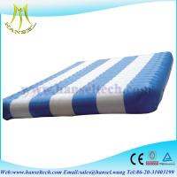 Wholesale Hansel inflatable water mat inflatable water floats from china suppliers
