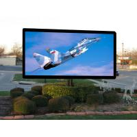 China exterior advertising P16 led display screen with Linsn control system on sale