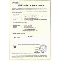 KEEPWAY INDUSTRIAL ( ASIA ) CO.,LTD Certifications