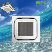 Wholesale 4 tube 8 way Energy-saving cassette fan coil unit-400CFM from china suppliers