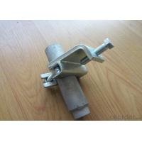 Wholesale 48.3 Steel Galvanized Forged Construction Scaffolding Fixed Beam Coupler from china suppliers