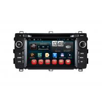 Wholesale Android DVD Player Toyota Auris GPS Navigation Rearview Camera Input SWC TV from china suppliers