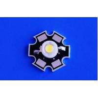 Wholesale Epistar Chip 1w High Power Led 140lm With Star Pcb , 120 Degree viewing Angle from china suppliers