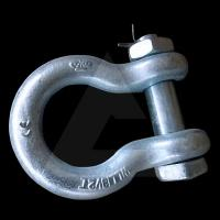 Buy cheap Bow Shackles with screw pins G2130, US TYPE. from wholesalers