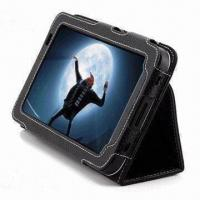 Wholesale Tablet PC Case, Made of High-quality PU/Genuine Leather, OEM and ODM Orders Welcomed from china suppliers