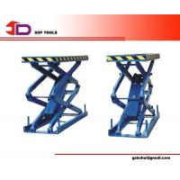 Wholesale Custom / OEM Alignment Scissor Lift, Automotive Car Lifts with Concealing Structure from china suppliers