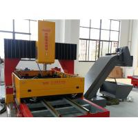 Wholesale Metal Plate CNC Drilling Machine, Hole Drilling Machine With 2 Movable Work Table from china suppliers