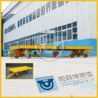 Wholesale Tow tailer for assembly line with moving platform from china suppliers