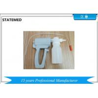 Wholesale ABS Or PVC Handle Operated White Sputum Aspirator Consumable Medical Suppliers from china suppliers