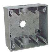 Wholesale 4X2 Weatherproof Outlet Box Cover from china suppliers