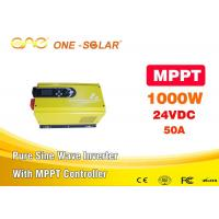 Wholesale Safety Off Grid 12v 220v Grid Tie Solar Inverter 1000w 2000w 3000w With High Efficiency from china suppliers