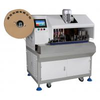 Wholesale Full Automatic Cable Wire Crimping Machine Cut Strip Crimp One End from china suppliers