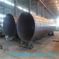 Buy cheap large diameter carbon steel sprial pipe from wholesalers