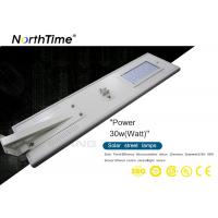 Wholesale Intelligent Solar Powered Road Lights LED Built - In PIR Motion Sensor from china suppliers