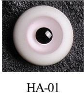 Wholesale Custom Artificial Glass Doll Eyes with Pink Blue Green Gray from china suppliers
