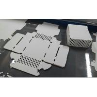 Buy cheap Corrugated sheet making cnc cutting table production cutter from wholesalers