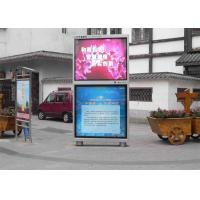 Wholesale Full Color Outdoor LED Display Signs / P4 RGB LED Panel Waterproof 48 Bit from china suppliers