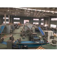 Wholesale 800 mm Dough Width Industrial Puff Production Line With Dough Block Laminator from china suppliers