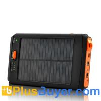 Wholesale 11200mAh Solar Charger and Battery for Laptops, Cell Phones and USB Device from china suppliers
