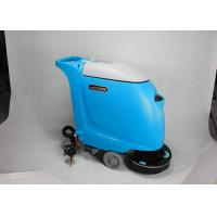 Wholesale Custom Battery Type Walk Behind Floor Scrubber Medium Sized With 40L Solution Tank from china suppliers