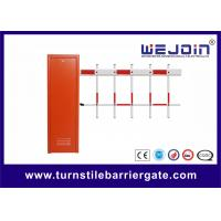 Wholesale 120W Access Control Vehicle Barrier Gates Compatible with Personal Computer from china suppliers