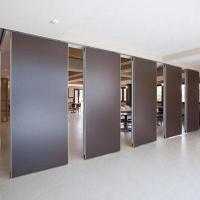 Wholesale Sound Proof Partition Wall for Hotel / Conference Room / Multi-Purpose Hall from china suppliers