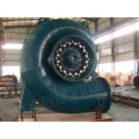 Wholesale Medium / High Water Head Francis Hydro Turbine / Francis Water Turbine for 10m - 300m head from china suppliers