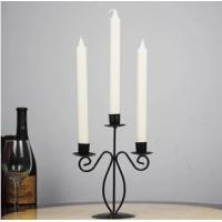 Wholesale Valentine's day three holders candlestick from china suppliers