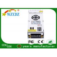 Wholesale Utral thin 5V Constant Voltage LED Power Supply , 40A 200W Switching Power Supply from china suppliers