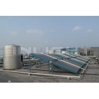 Quality Non Pressurized Solar Water Heater System For Large Scale Solar Water Heating Project for sale