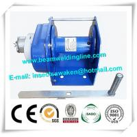Wholesale 3 tons Manual Trolley Electric Hoist Crane Wind Tower Production Line from china suppliers