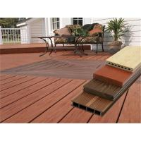Wholesale Moisture Proof WPC Wood Plastic Composite Decking Boards For Outside 2m / 3m / 4m from china suppliers