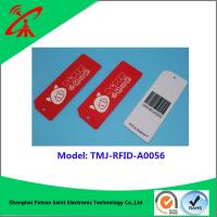Wholesale UHF RFID 860-960MHZ plastic tag Custom Mini rfid pvc plastic luggage tag from china suppliers