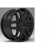 Wholesale Full Painted Black / Sliver 5 Hole 17 Inch Alloy Wheels 17x7.5 from china suppliers