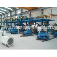 Wholesale 1000mm - 1250mm Sandwich Panel Production Line PLC System from china suppliers