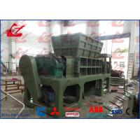 Wholesale Scrap Metal Shredder Scrap Vehicles Shredder Automatic Feeding PLC Control from china suppliers