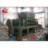 Buy cheap Scrap Metal Shredder Scrap Vehicles Shredder Automatic Feeding PLC Control from wholesalers