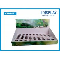 Wholesale Custom Cardboard Counter Display Boxes Green Color For Electronic Cigarette Oil from china suppliers
