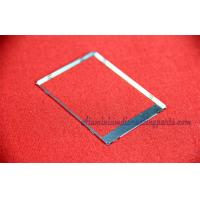 Wholesale Aluminum Alloy precision metal stamping Hand Phone Frame with Silver Anodize from china suppliers